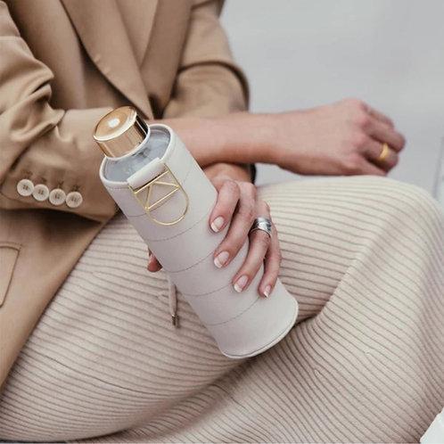 Aqua bottle mismatch beige
