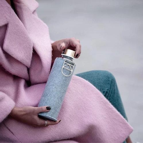 Aqua bottle mismatch gris doré
