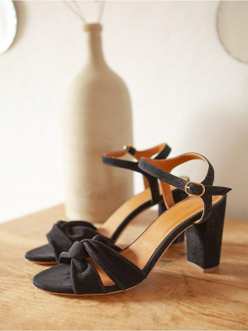 Sandales n° 440 noir