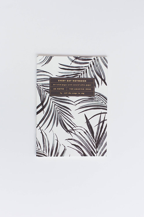 CAHIER EVERY DAY NOTE BOOK