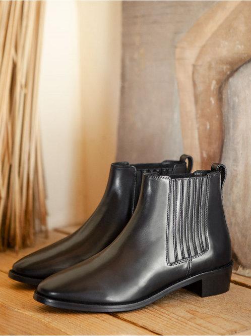 Boots n°69 noire