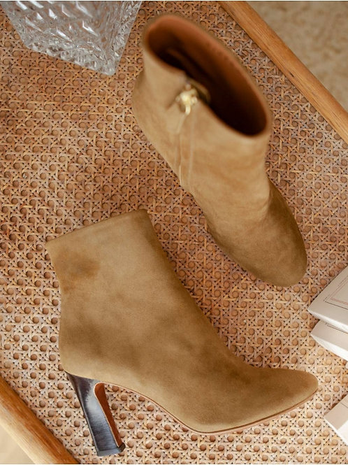 Bottines n°90 écorce