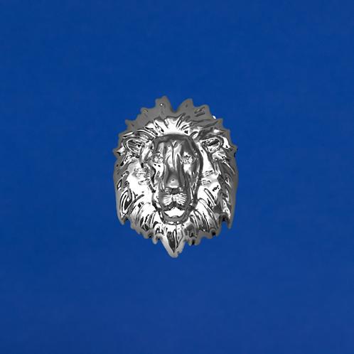 CLAP LION ARGENT
