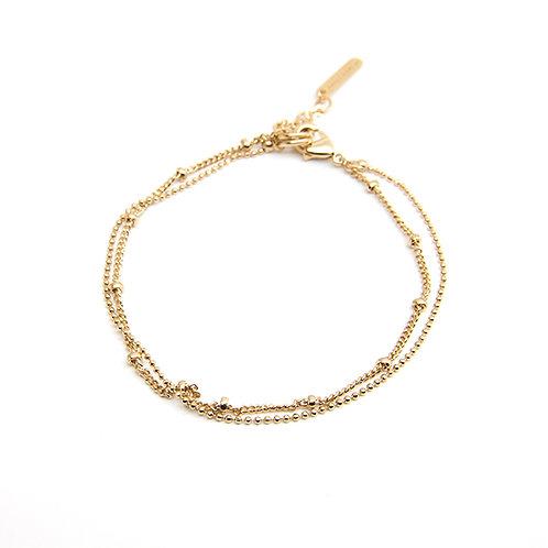Bracelet Circle double