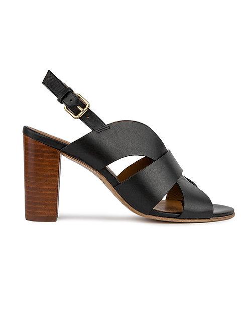 Sandales n°55 noires