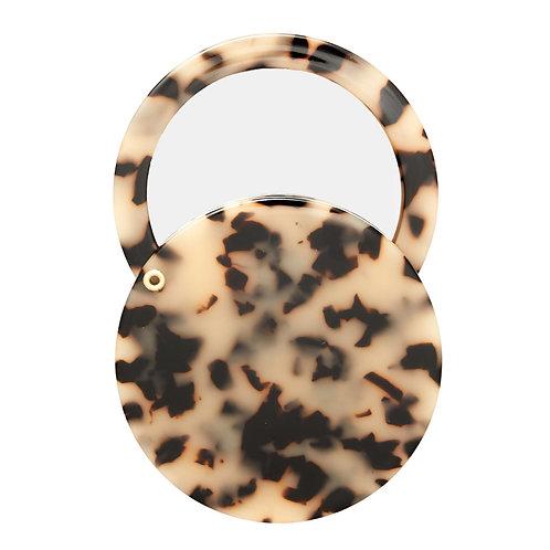 Miroir Circle Tortoise
