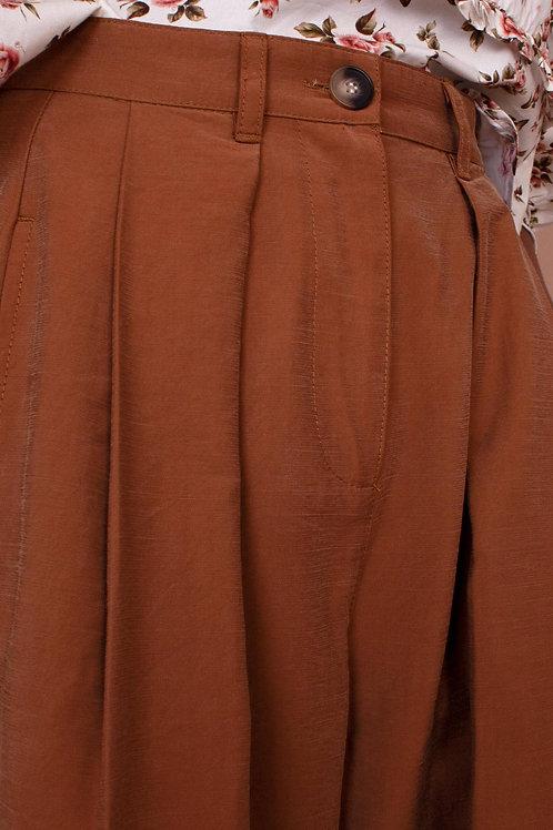 Pantalon Sanna camel