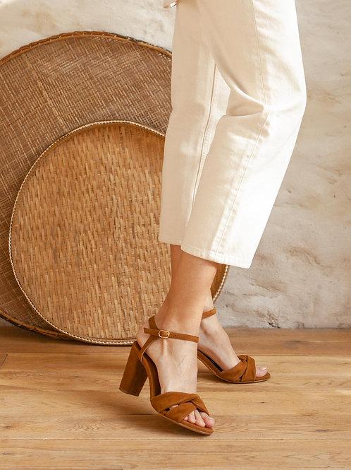 Sandales 440 Havane