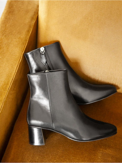 Bottines noires N°401