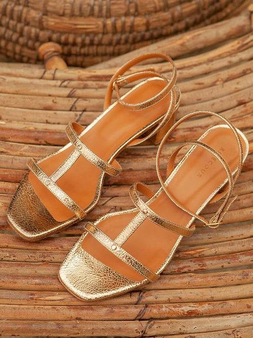 Sandales n°902 dorées