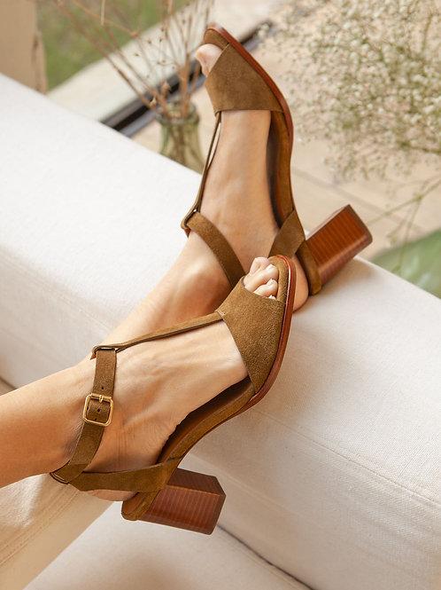 Sandales n°651 écorce
