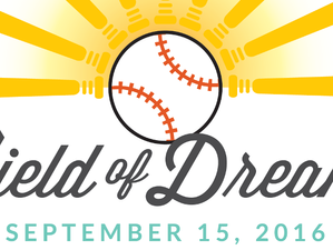 Thank You From The Field of Dreams Team