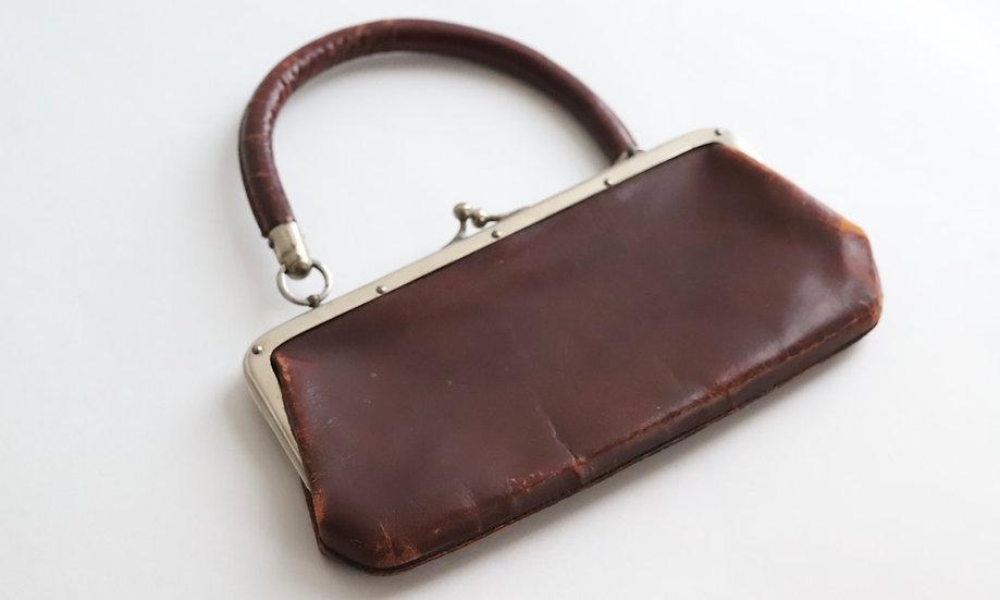 little clasp bag