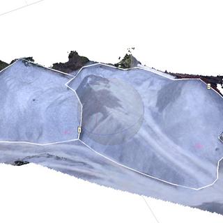 Drohnen Vermessung - Unterstüzung