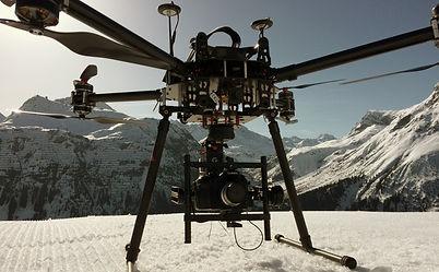 Drohne Österreich