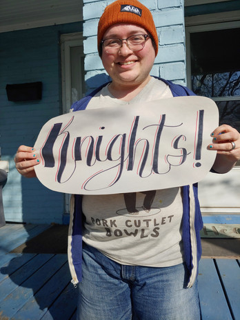 Go Oak Park Knights!