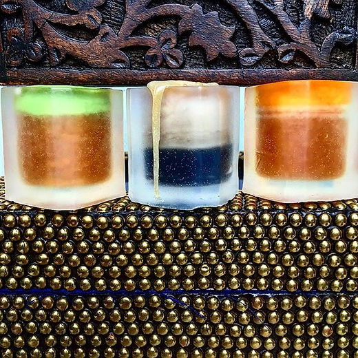 For the beer lover in your life …#beerflight #soap #shmutznshmaltzsoapco #decadent #artisansoap #lux