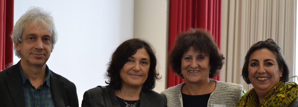 Prof. Dr. Erol Yildiz, Prof. Dr. Yesim E