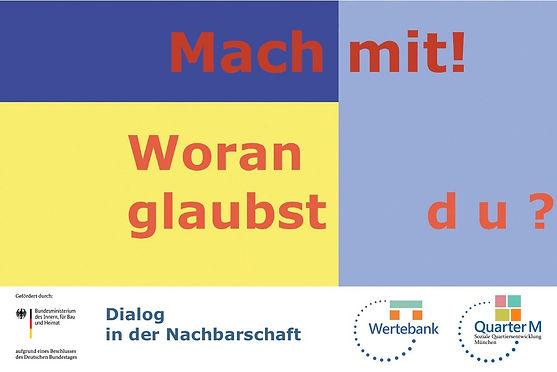 Wertebank_Woran glaubst du_ Soziale Medi