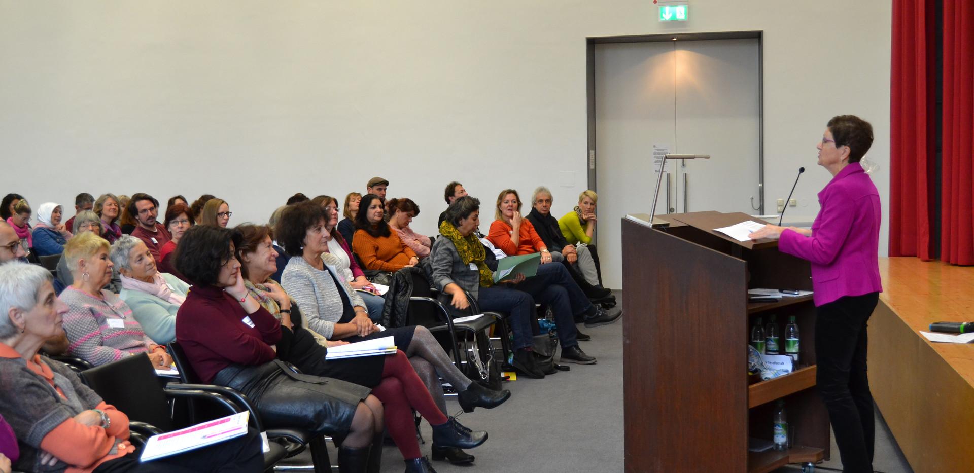 Frau Gudrun Brendel-Fischer Inegrationsb
