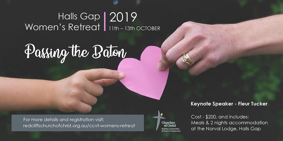 Halls Gap Women's Retreat 2019