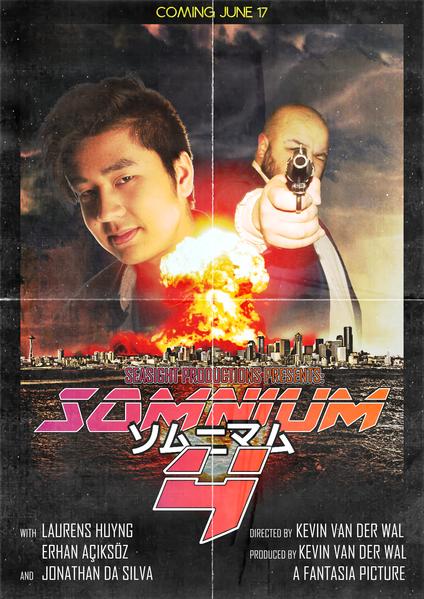 Somnium 4 poster