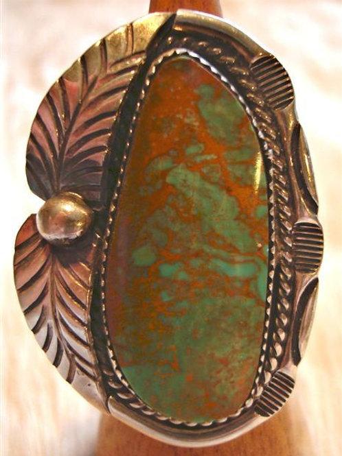 Massive Turquoise Ring