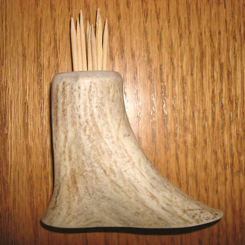 Antler Toothpick Holder