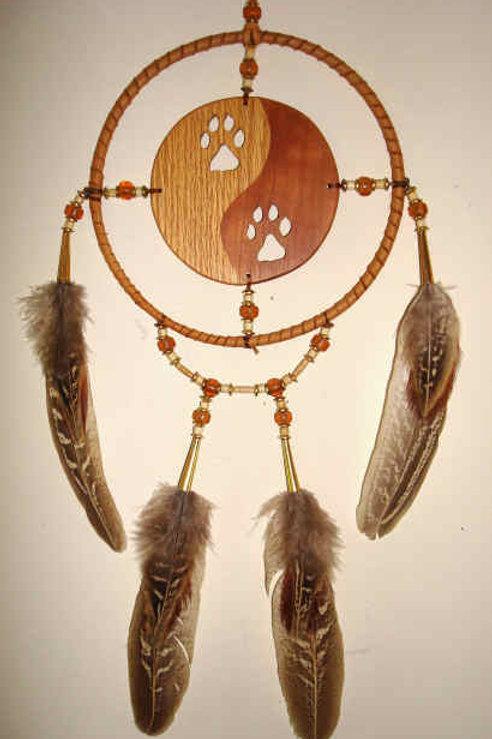 Ying Yang Medicine Wheel