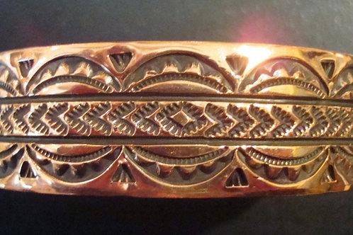 Another Copper Cuff!