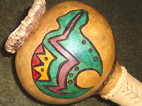 Gourd Rattle