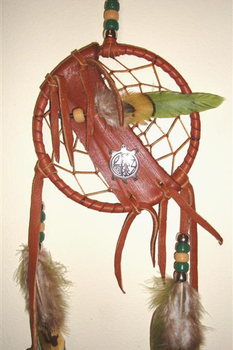 Turtle Lover Dream Catcher