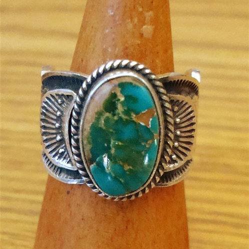 Sunshine Reeves  Turquoise Ring