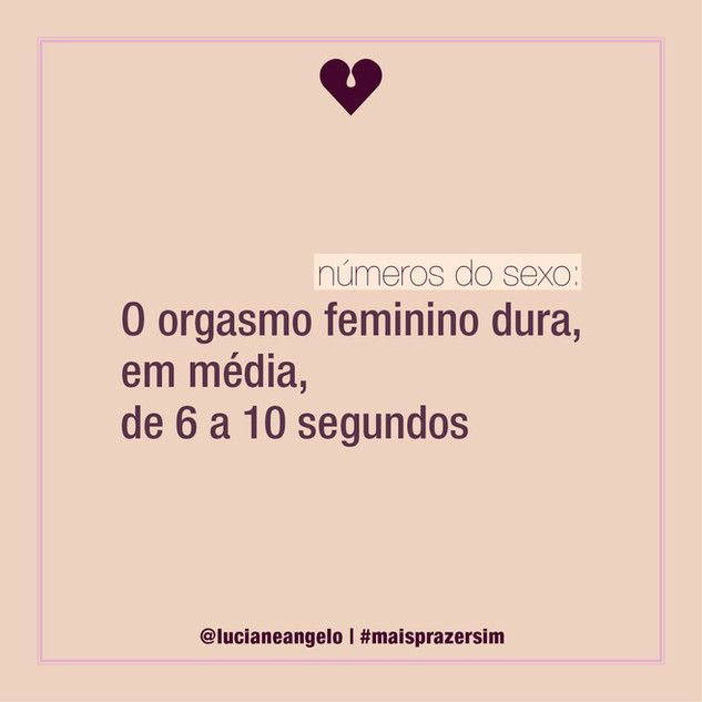 Números do Sexo