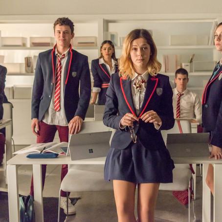 A vida sexual dos jovens retratada nas séries de TV