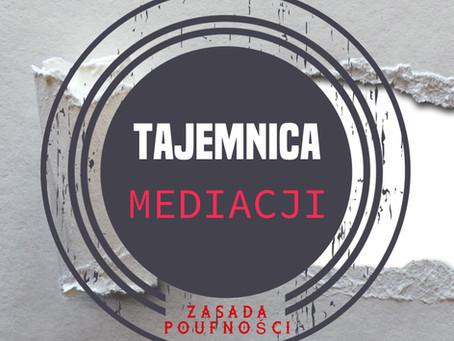 Tajemnica Mediacji