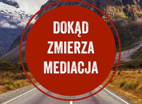 Dokąd zmierza mediacja.