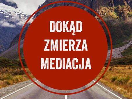 Dokąd zmierza mediacja