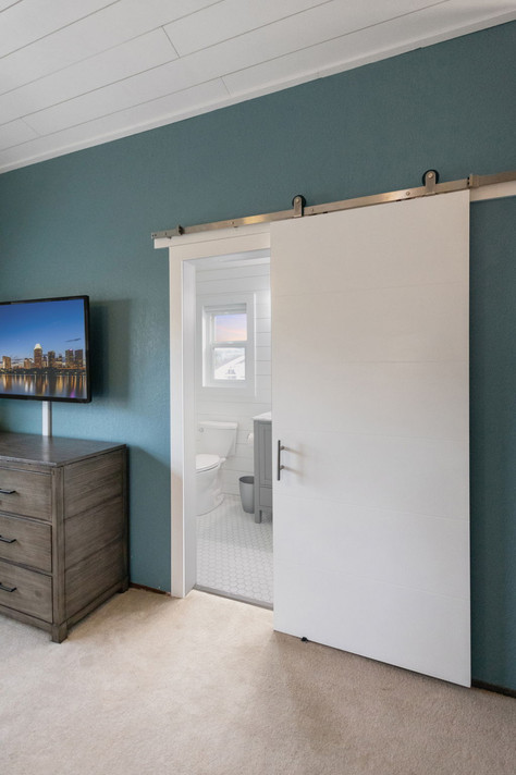 Enter the Primary Ensuite