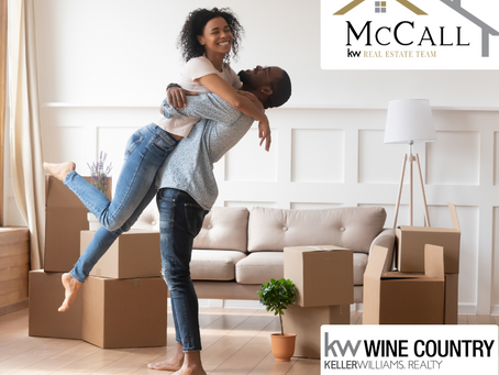 Say Hello to Homeownership! A Few Tips for First-Time Sonoma County Homebuyers