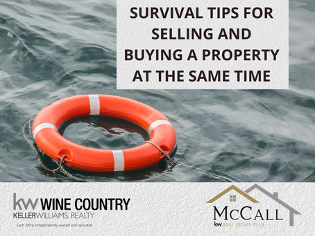 Essential Survival Tips for Buying and Selling a Home--as the Same Time!