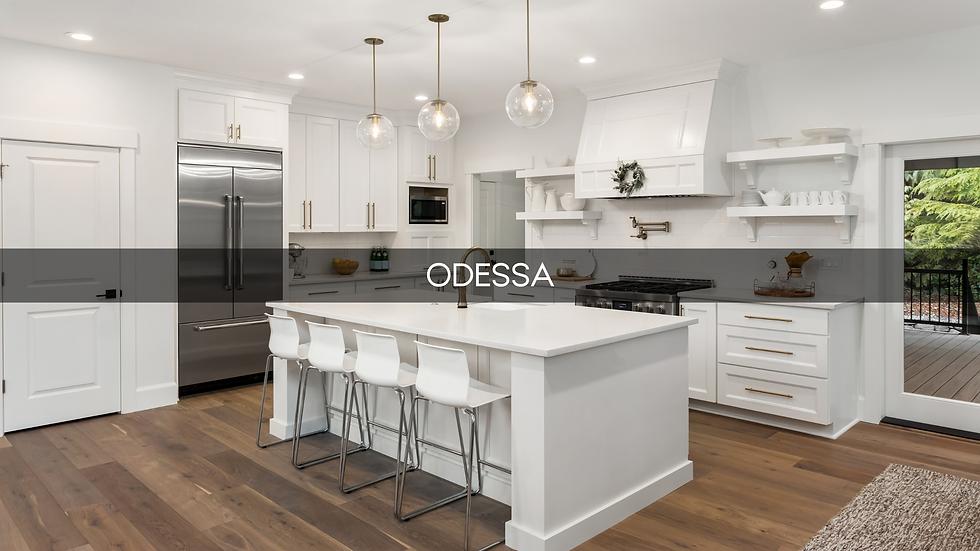 Odessa city page