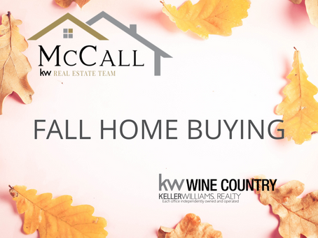 Pumpkin Spice and Real Estate: Should I Buy a Home in the Fall?