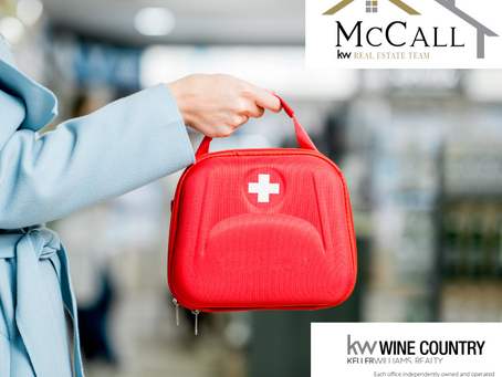 An Emergency Preparedness Kit is More Than Just a Fashion Accessory--It Can Be a Lifesaver!