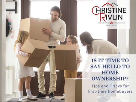 Say Hello to Homeownership: Tips for First-Time Buyers in Today's Market