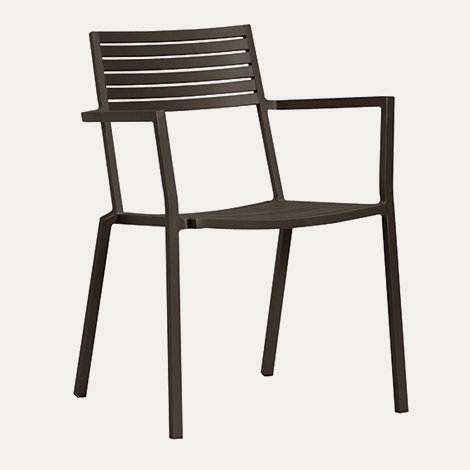 Cadeira c/ Braço Breeze Tresi