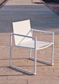 Cadeira C/ Braços  Aroma - Tresi