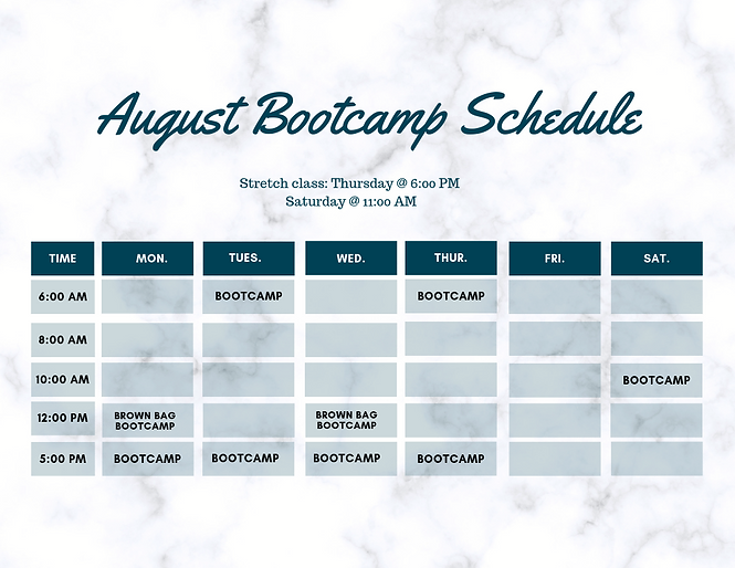 August Bootcamp Schedule.png