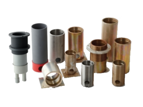 Hunza™ Mounting Canisters