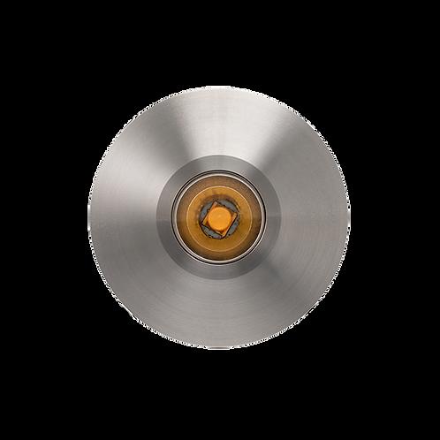 LuxR M4 Large Round Recessed
